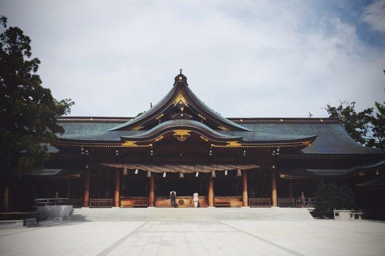 神奈川県のパワースポット。